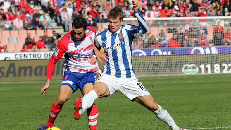 Espanyol beats Granada 2-1 to claim eighth spot in La Liga