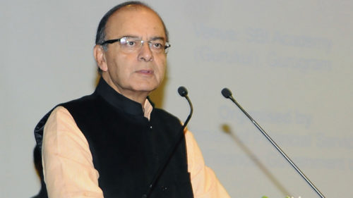 No talks with separatists, at least for now: FM Arun Jaitley