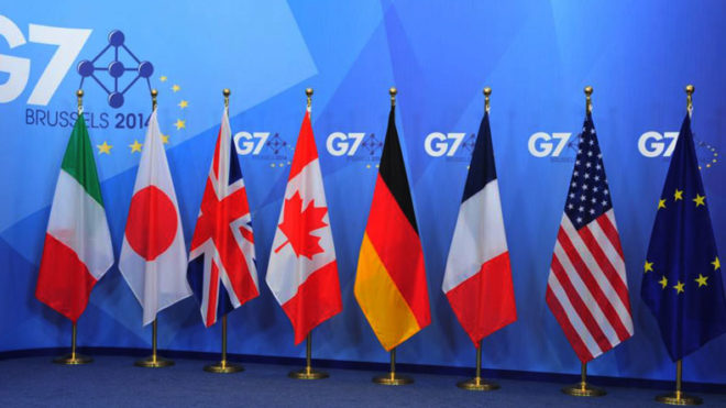 G7 leaders agree on terror, migration, trade