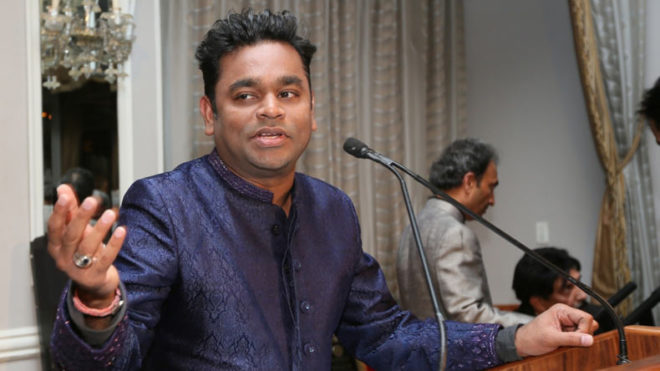 I choose projects that leave me sleepless: A.R. Rahman