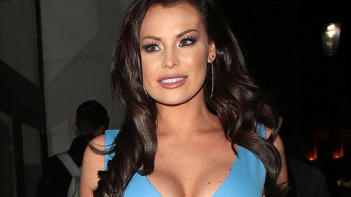 Was never happy with my body: Jessica Wright