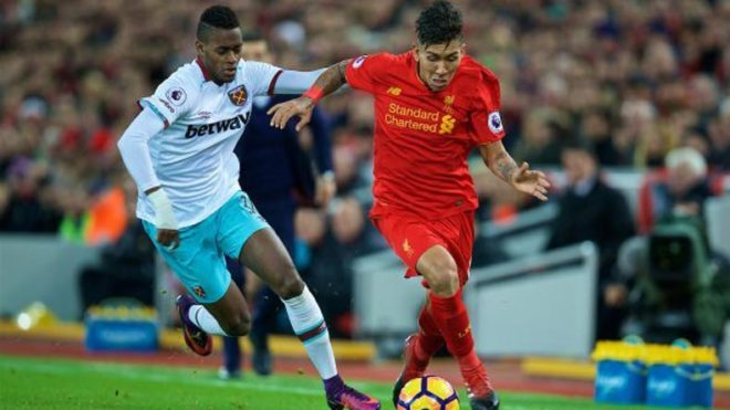 Liverpool beat West Ham 4-0, gets one step closer to Champions League