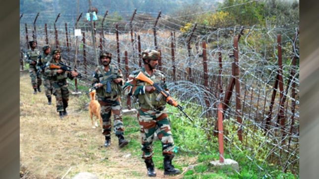 J&K: Landmine explosion injures soldier on LoC