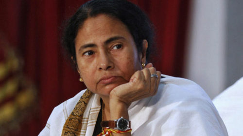 Mamata breathes fire on Bharatiya Janata Party, dares it to jail any TMC worker