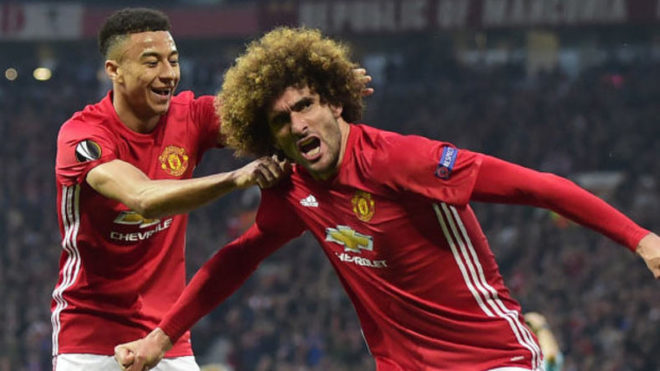 Manchester United advances to Europa League for the first time