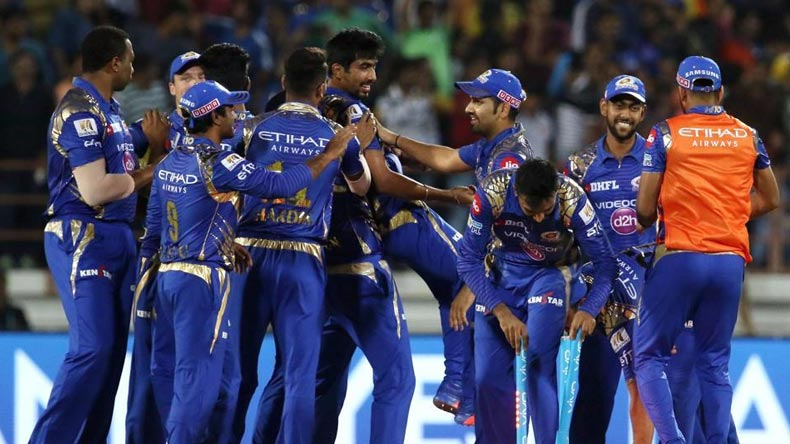 IPL 2017, MI vs KKR: Mumbai Indians beat Kolkata Knight Riders by 6 wickets; to face Pune Supergiant in the final