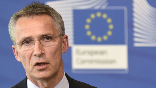 NATO to be full member of global coalition against IS: NATO Chief Jens Stoltenberg