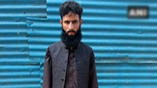 Hizbul militant held on Nepal border while trying to enter India