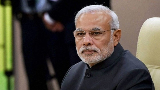Rs 125 crore to be spent at PM Modi event, claims MP Congress