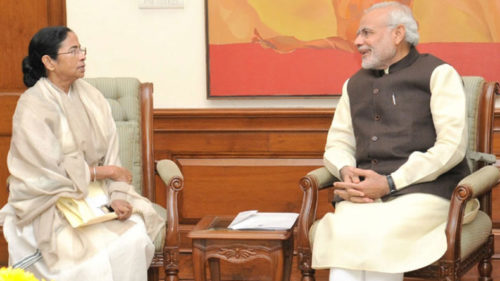 Mamata-Modi meeting not solely for Bengal's development, says Congress