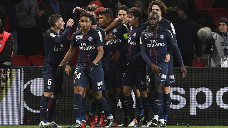 PSG 1-0 Angers: Own goal gifts Emery a second domestic cup