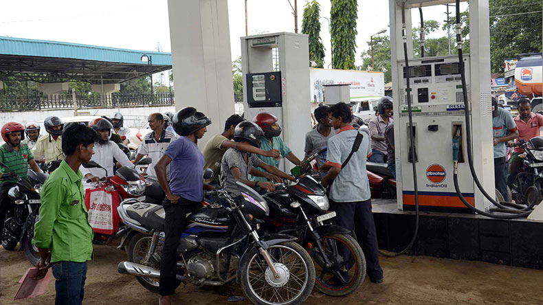 Petrol up by Rs 1.23/litre, diesel by 89 paise