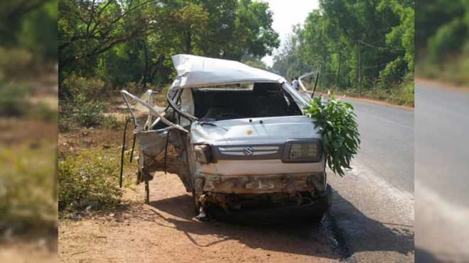 6 dead, several injured after pickup van overturns in Nalanda, Bihar