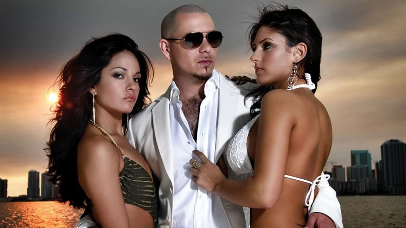 Pitbull-singer-music