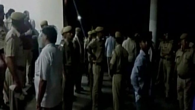 Rajasthan-22-dead,-30-injured-as-marriage-hall-wall-collapses-in-Bhartapur