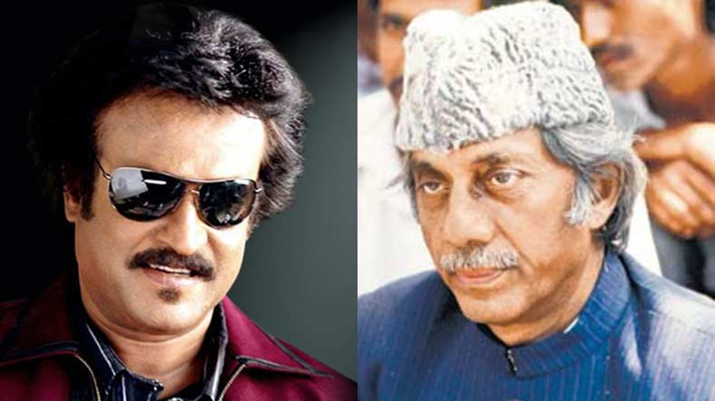 Rajnikanth gets warning from Haji Mastan's son: Portray him right or else…