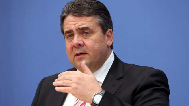 Trump's policies weakened the West: Sigmar Gabriel, German Foreign Minister