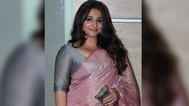 Vidya Balan skips the Indian Film Festival of Melbourne