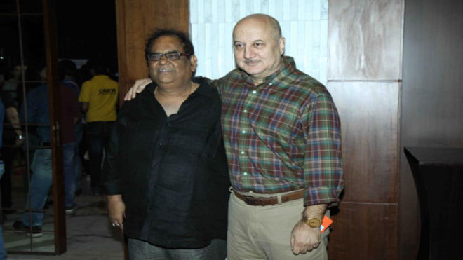 Jealousy helped Anupam Kher, Satish Kaushik's friendship survive