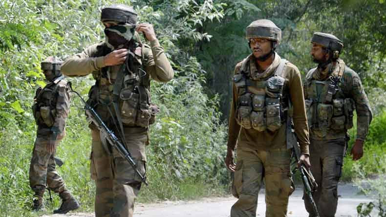 Militants open fire on security forces in Kashmir