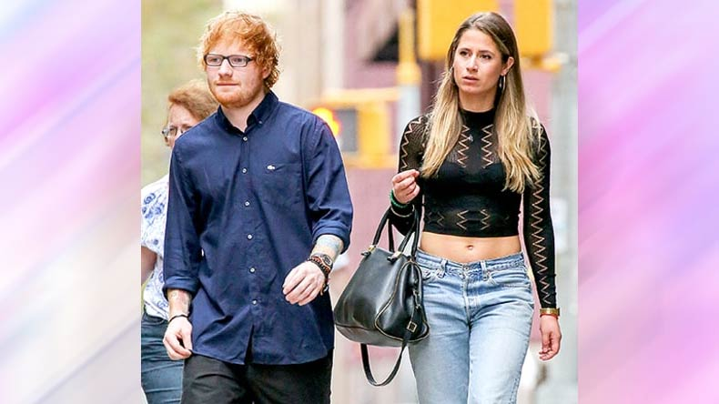 Has Russell Crowe just revealed that Ed Sheeran is secretly engaged?