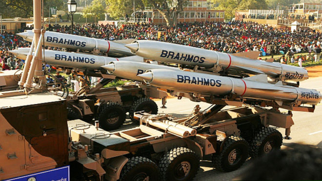 India successfully test-fires Block III version of BrahMos cruise missile