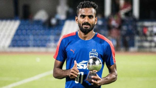National-level footballer CK Vineeth to be sacked from job for 'lack of attendance'?