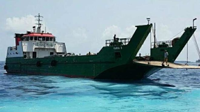 Indian Navy locates missing Maldivian Landing Craft Maria 3; rescue operations underway