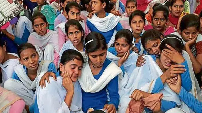 Girl students in Rewari end hunger strike after upgradation of school