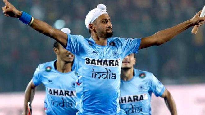 Sultan Azlan Shah Cup: Mandeep Singh's hat-trick guides India to 4-3 victory over Japan