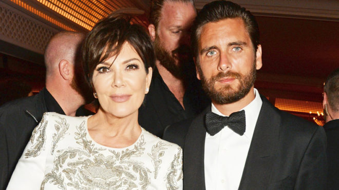 Kris Jenner, Scott Disick making new show