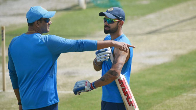 No problem with Anil Kumble, people making up issues: Virat Kohli