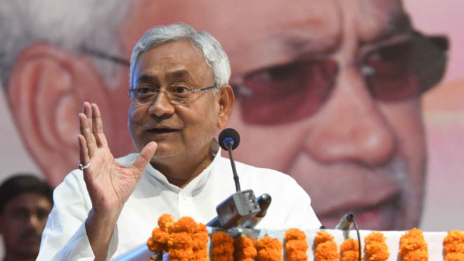 Nitish Kumar thanks PM Modi for supporting his decision to quit