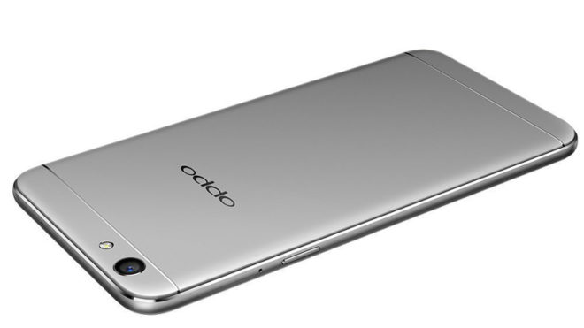 OPPO launches new version of 'F3 Black' to support team India