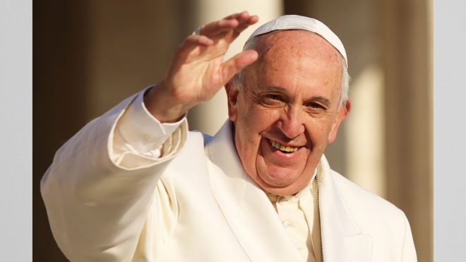 Pope Francis to receive US President Donald Trump on May 24