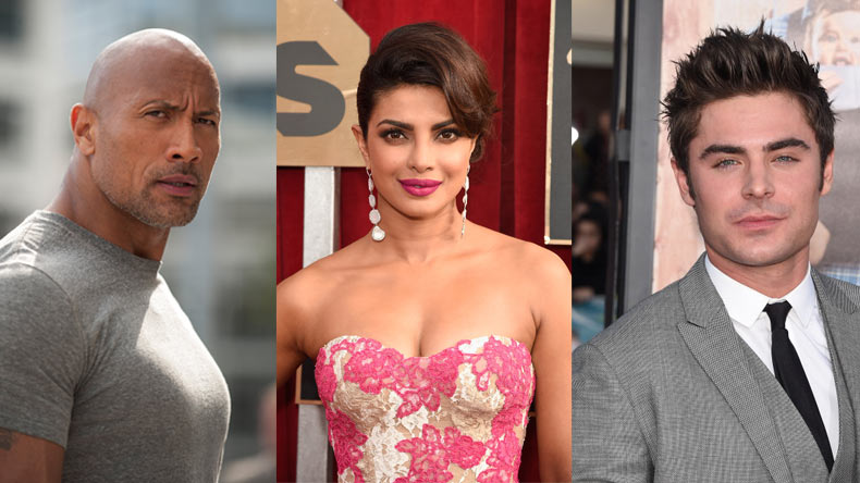 'Who has a bigger d**k – Rock or Zac Efron?' Here's Priyanka Chopra's reaction