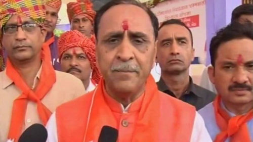 Gujarat Chief Minister Vijay Rupani plays down ZIKA threat, says situation under 'control'