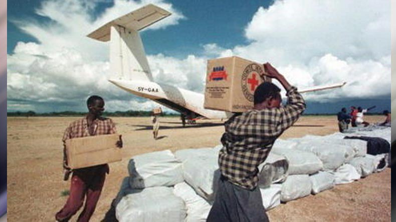 Red Cross seeks $92 mn for humanitarian aid to Somalia