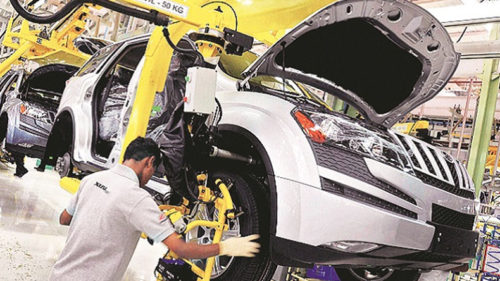 Auto sector projected to contribute 12% to GDP over next decade