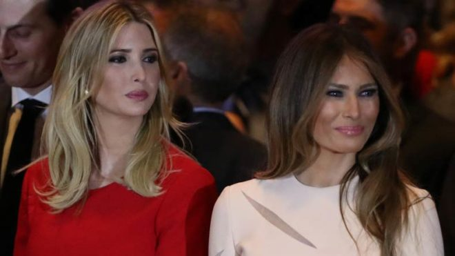 Saudi Arabia: US first lady Melania and Trump's daughter Ivanka forego wearing headscarves