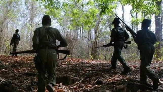 Chhattisgarh: 3 Maoists killed in gunfight with police