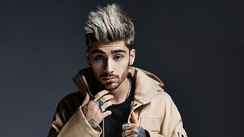 It's a really weird world, says Zayn Malik