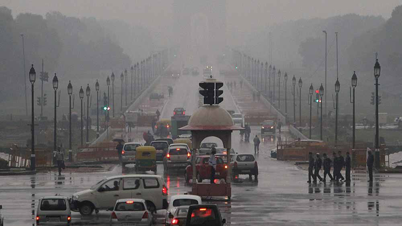 Rains lash Chandigarh and surrounding areas