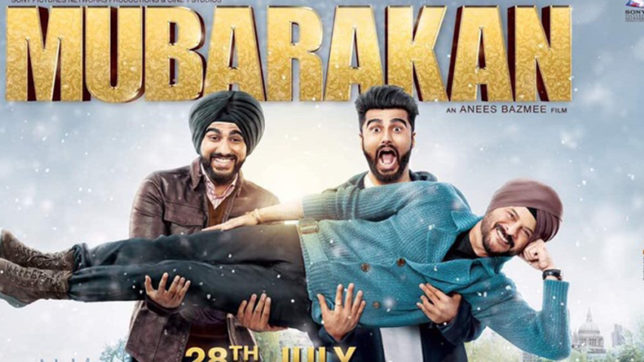 Anil Kapoor starrer Mubarakan's trailer out; movie promises to be a laugh riot
