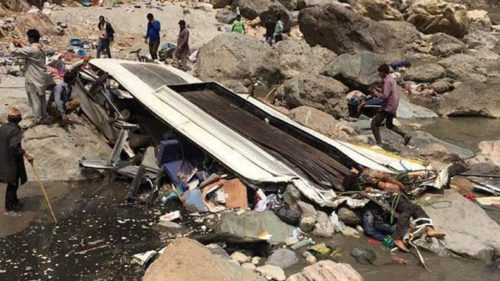 7 pilgrims killed in Himachal road accident