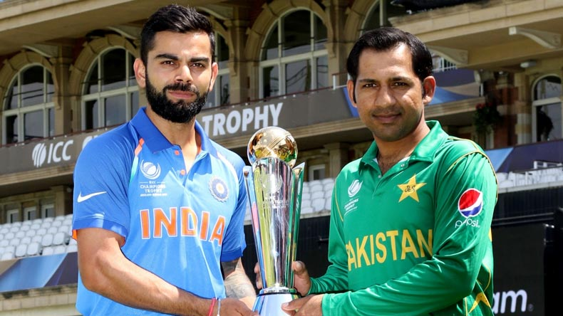 Pakistan sink India to lift maiden Champions Trophy