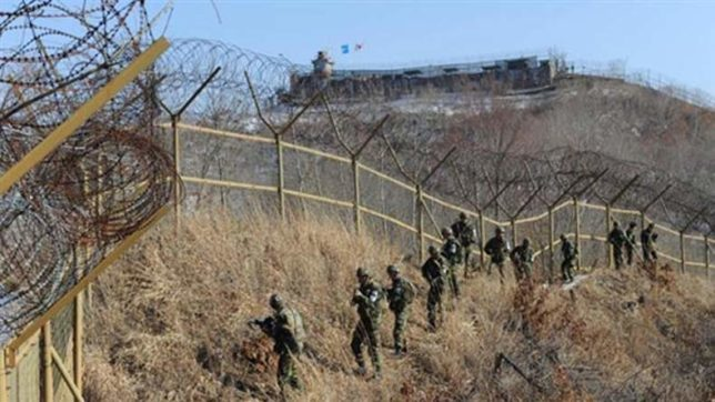 North Korean man defects to South by crossing border