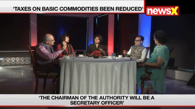 The Roundtable: GST with Revenue Secretary