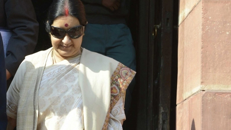Cong slams Sushma Swaraj for attacking prez nominee Meira Kumar