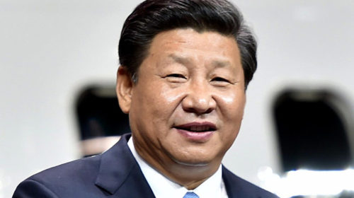 Xi Jinping's first visit as Chinese President to Hong Kong